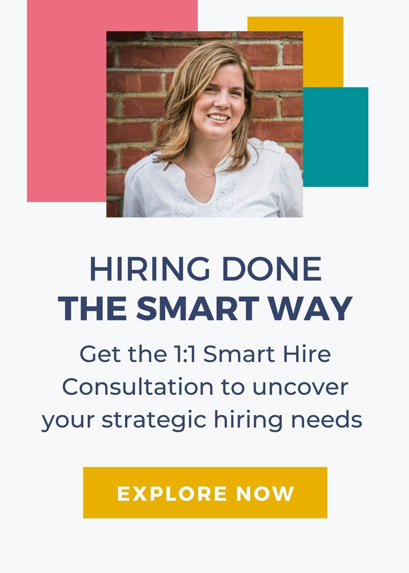 Hiring Done The Smart Way